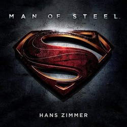 Man of Steel Soundtrack (Hans Zimmer) - CD cover