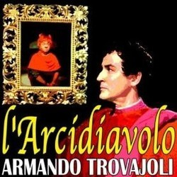 L' Arcidiavolo Soundtrack  (Armando Trovajoli) - CD cover