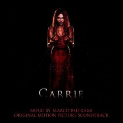 Carrie Soundtrack (Marco Beltrami) - CD cover
