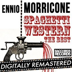Spaghetti Western Soundtrack (Ennio Morricone) - CD cover