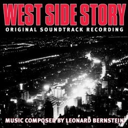 West Side Story Soundtrack (Leonard Bernstein, Stephen Sondheim) - Car�tula
