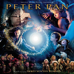 Peter Pan Soundtrack (James Newton Howard) - Car�tula