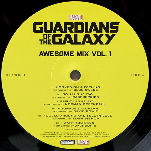 awesome mix vol 1 download album