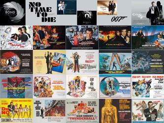 Bond 25  (Digital, CD and vinyl)
