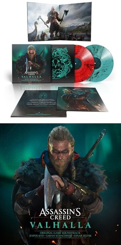 Assassin's Creed Valhalla (Vinyl)