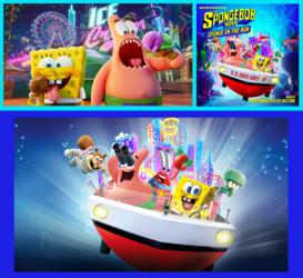 The SpongeBob Movie: Sponge on the Run (Score)