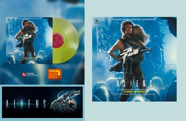 Aliens: 35th Anniversary Edition Record Store Day 2021 (Vinyl)