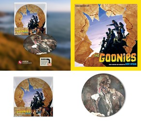 The Goonies Record Store Day 2021 Picture Disc