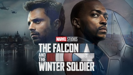 The Falcon and the Winter Soldier Vol. 2