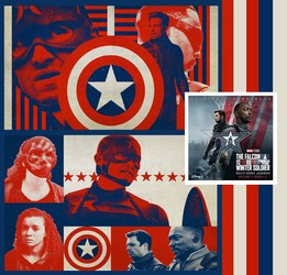 The Falcon and The Winter Soldier: Volume 2 (Episodes 4-6)