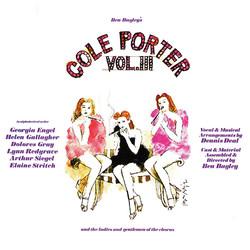 Ben Bagley's Cole Porter Vol. III