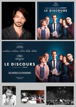 The Speech (Le Discours)