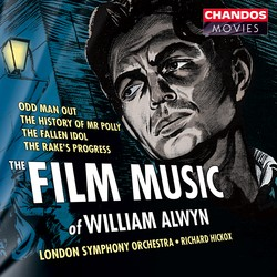 Alwyn: The Film Music of William Alwyn (4 volumes)