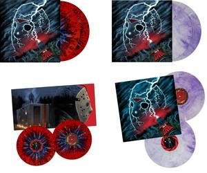 Friday the 13th part VI: Jason Lives (Vinyl)