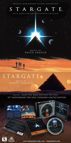 Stargate: 25th Anniversary Expanded Limited Edition