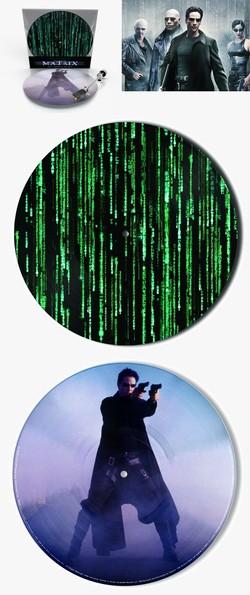 The Matrix (Picture Disc)