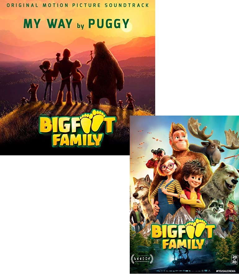 Big Foot Family: My Way