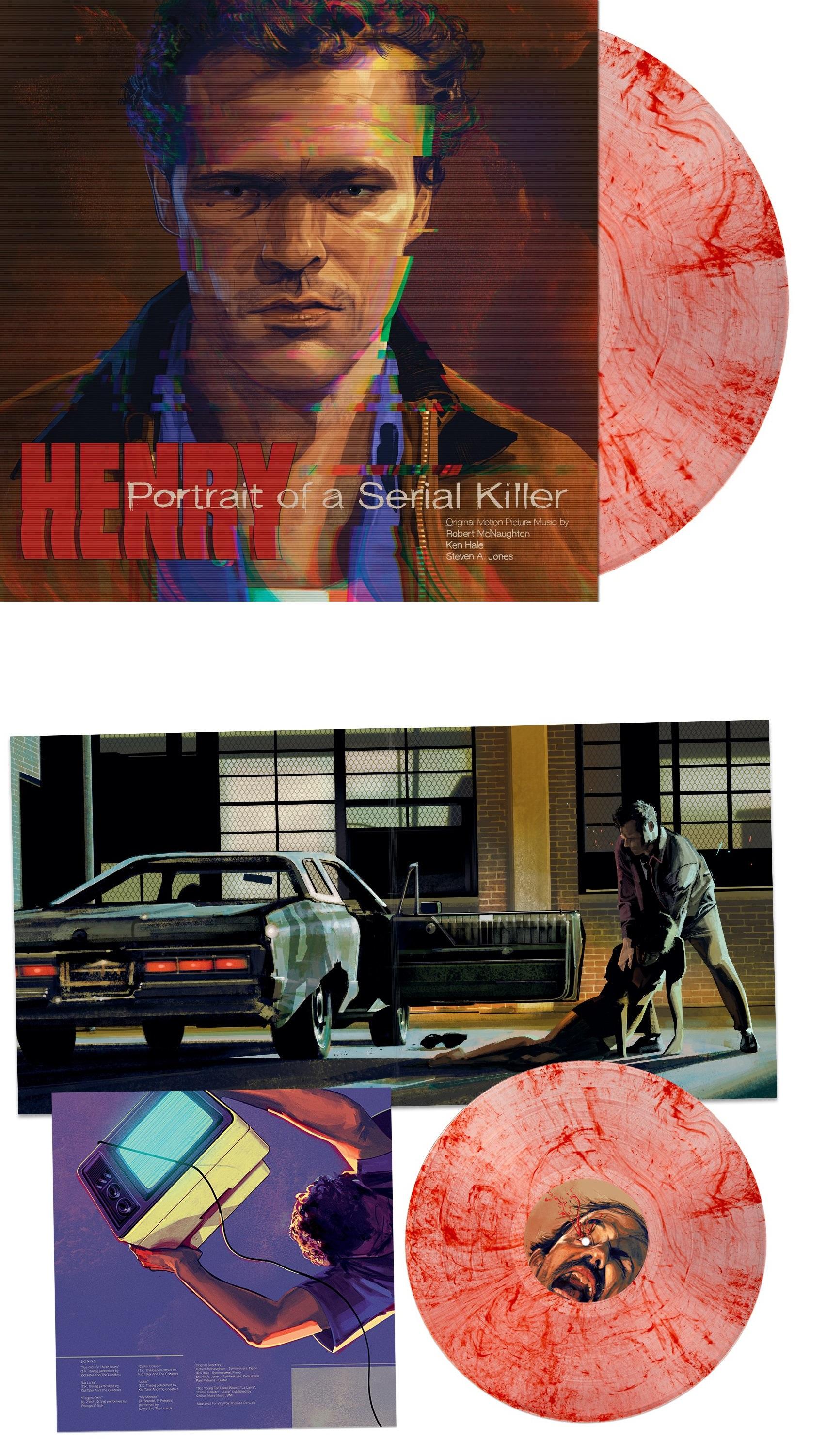 Henry: Portrait of a Serial Killer (Vinyl)