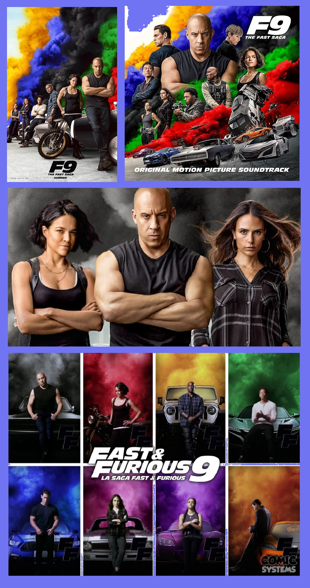 Fast & Furious 9 (Songs)