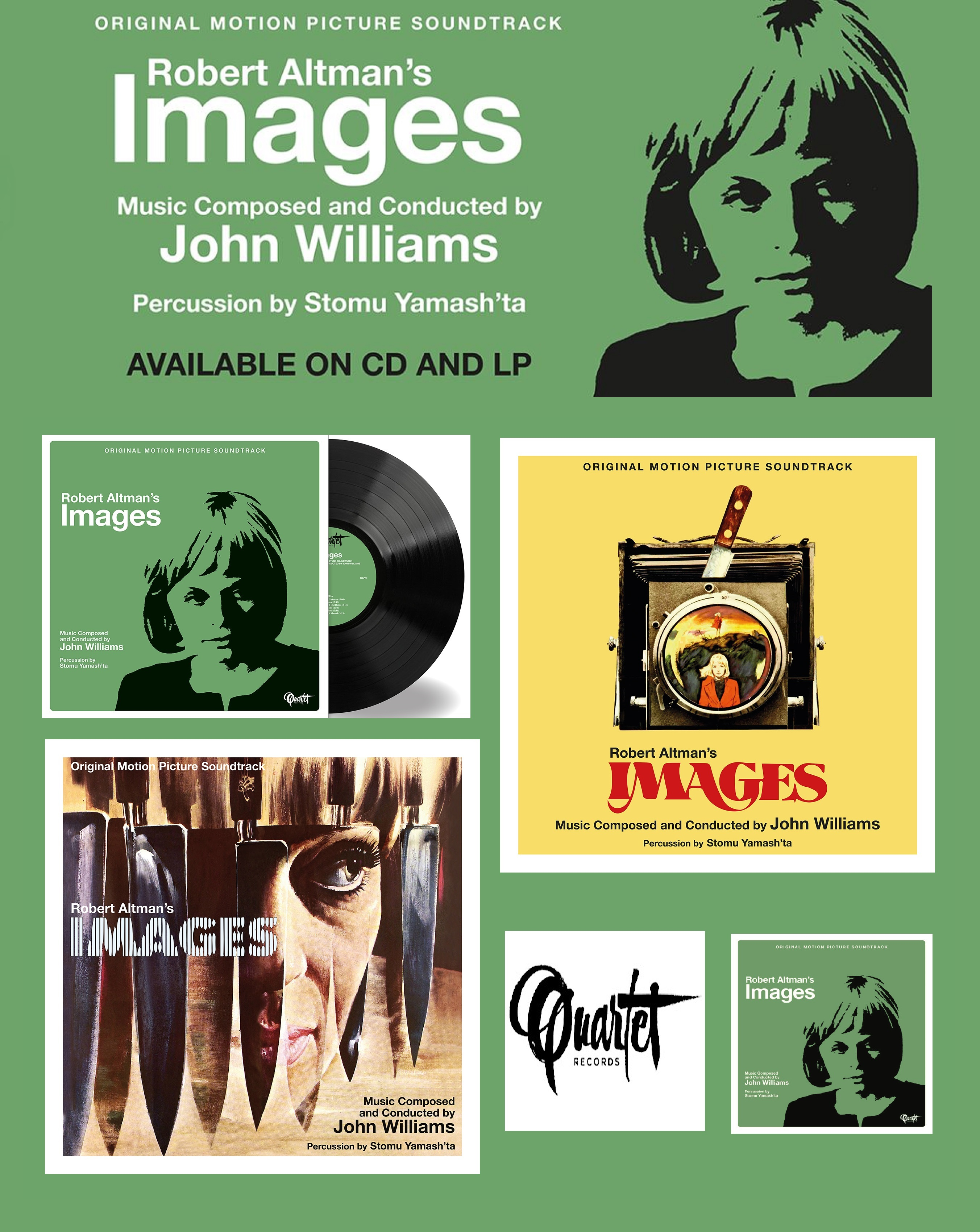 Images (Vinyl and Cd)