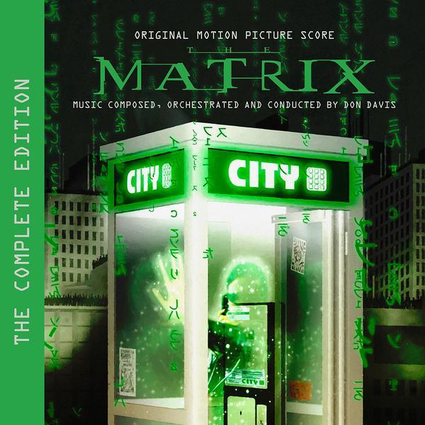 The Matrix (deluxe 3-LP / CD / SACD)