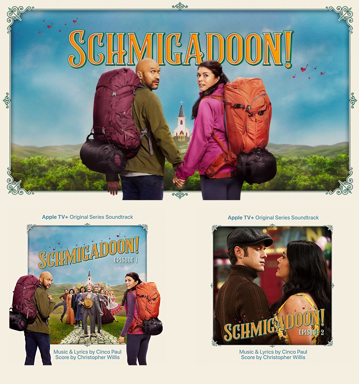 Schmigadoon! Episode 1 and Episode 2