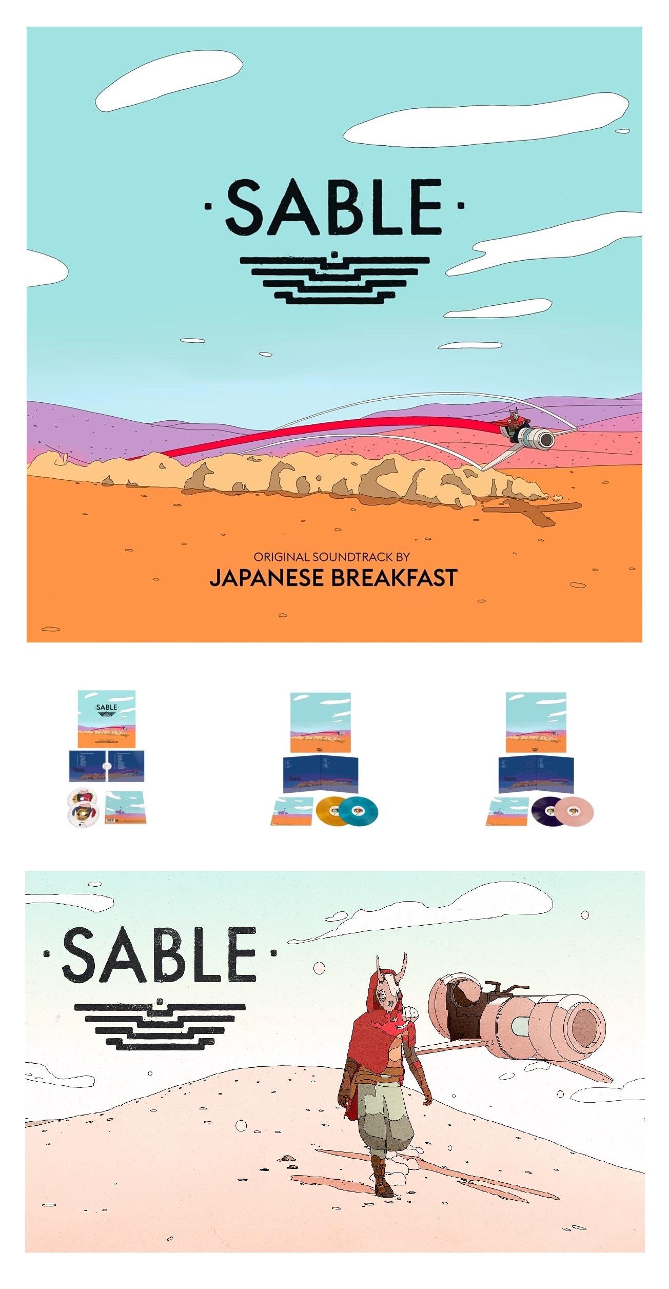 Sable (Original Game Soundtrack)