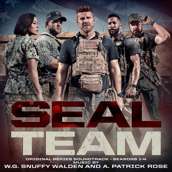 SEAL Team Original Series Soundtrack Seasons 1-4
