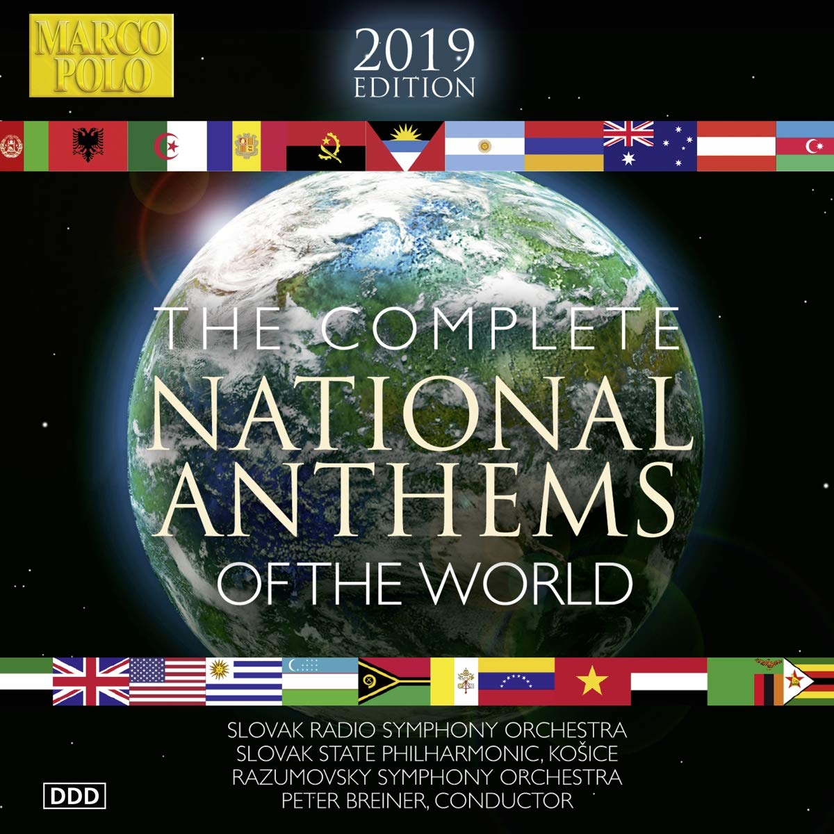 National Anthems Of The World -  2019 Edition