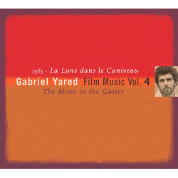 Film Music Vol.4: La Lune dans le caniveau Soundtrack (Gabriel Yared) - Car�tula