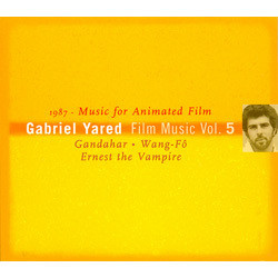 Film Music Vol.5: Music for Animated Film Soundtrack (Gabriel Yared) - Car�tula