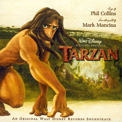 Tarzan Soundtrack (Phil Collins, Mark Mancina) - Car�tula