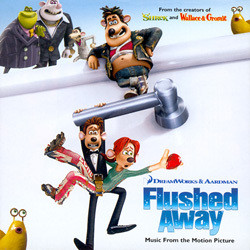 Flushed Away Soundtrack (Various Artists, Harry Gregson-Williams) - Car�tula
