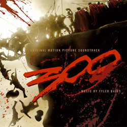 300 Soundtrack (Tyler Bates) - Car�tula