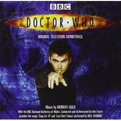 Doctor Who Soundtrack (Murray Gold) - Car�tula