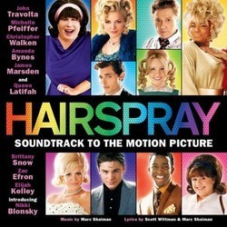 Hairspray Soundtrack (Various Artists) - Car�tula