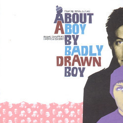 About A Boy Soundtrack (Badly Drawn Boy ) - Car�tula