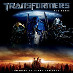 Transformers Soundtrack (Steve Jablonsky) - Car�tula