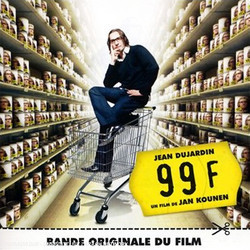 99 Francs Soundtrack (Jean-Jacques Hertz, Fran�ois Roy) - Car�tula