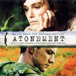 Atonement Soundtrack (Dario Marianelli) - Car�tula