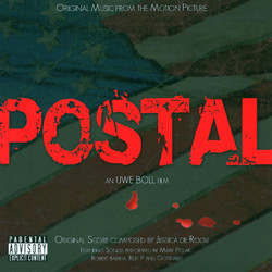 Postal Soundtrack (Various Artists, Jessica de Rooij) - Car�tula
