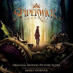 The Spiderwick Chronicles Soundtrack (James Horner) - Car�tula