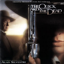 The Quick and the Dead Soundtrack  (Alan Silvestri) - Car�tula