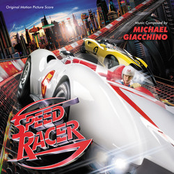 Speed Racer Soundtrack (Michael Giacchino) - Car�tula