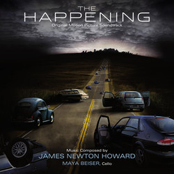 The Happening Soundtrack (James Newton Howard) - Car�tula