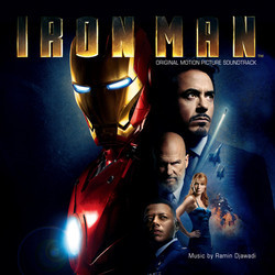 Iron Man Soundtrack (Ramin Djawadi) - Car�tula
