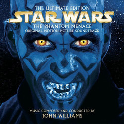 Star Wars Episode I: The Phantom Menace Soundtrack (John Williams) - Car�tula