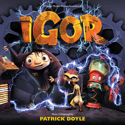 Igor Soundtrack (Patrick Doyle) - Car�tula