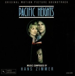 Pacific Heights Soundtrack (Hans Zimmer) - Car�tula