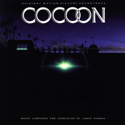 Cocoon Soundtrack (James Horner) - Car�tula